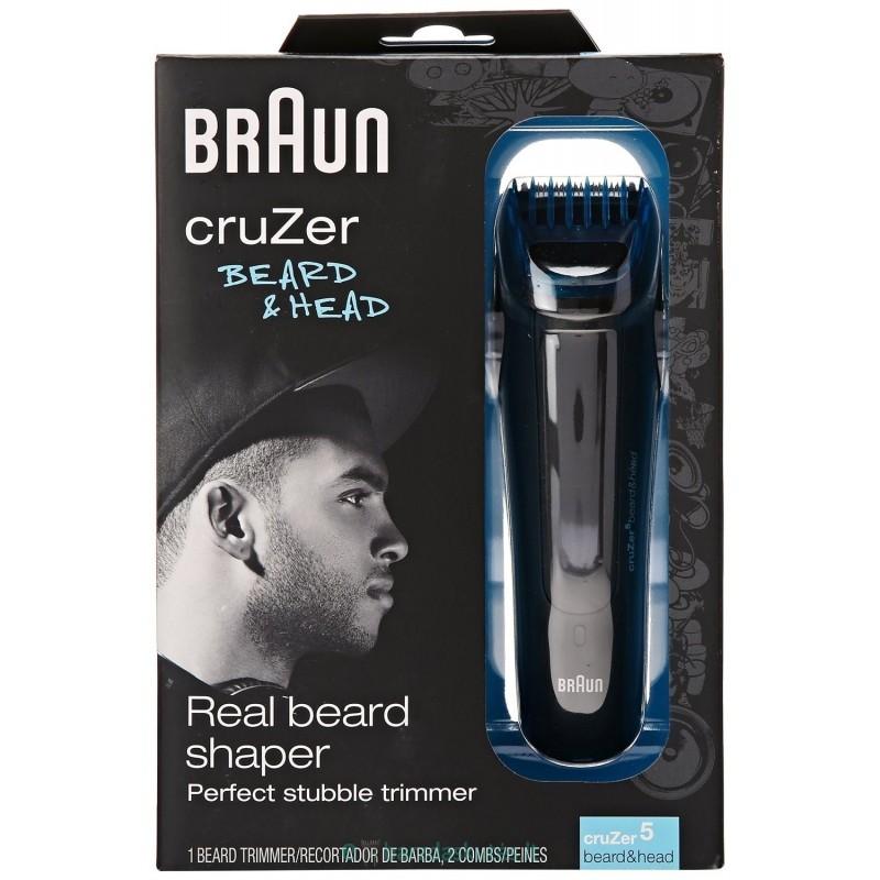 Pardel BRAUN CRUZER 5 beard