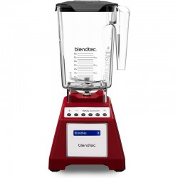 Blender Blendtec Total Blender red