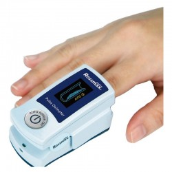 Pulsoksümeetrid Rossmax pulssoksümeeter SB 200 arteriaalse seisundi kontrolliga (SB200)