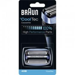 BRAUN 40B CoolTec Braun varuvõrk+tera Combipack