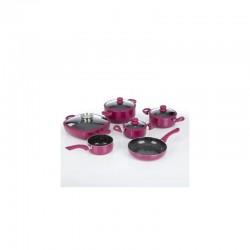 Keraamiliste pottide komplekt Gourmet Maxx 6+4 (+induction)
