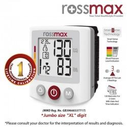 ROSSMAX BQ705 XL Vererõhuaparaat