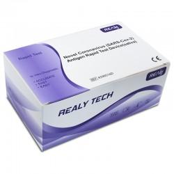 10 tk RealyTech - COVID-19 Antigeeni sülje kiirtest