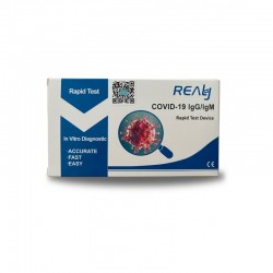 50 tk 1 tk Kiire Covid 19 antikehade test - antibody