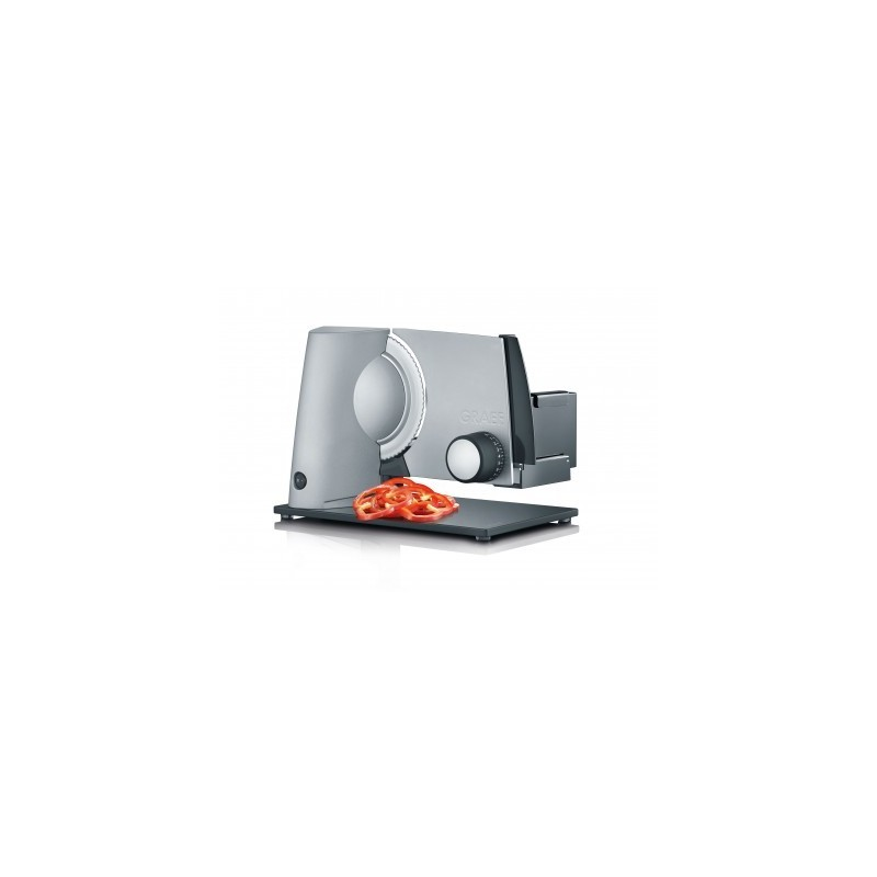 Graef SKS110 food slicer grey