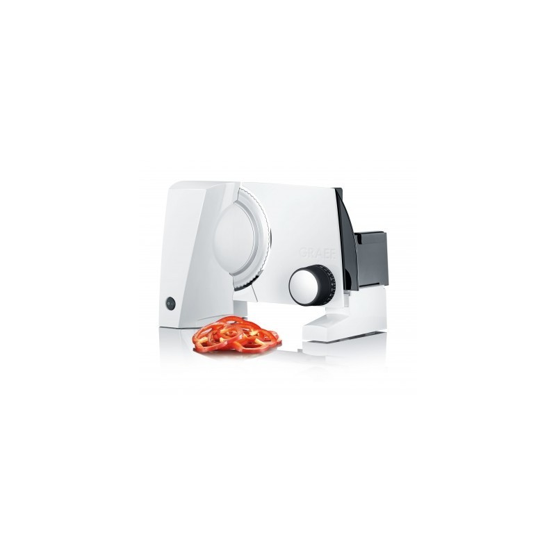 Graef SKS100 food slicer white