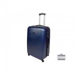 Keskmise suurusega kohver Gravitt 866-2Z-V sinine
