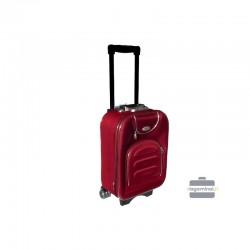 Väike kohver Deli 801-M Bordo