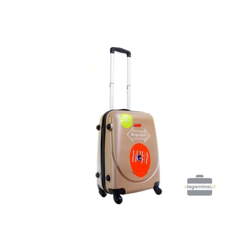 Väike kohver Gravitt 310-M Champagne