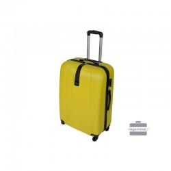 Suur kohver Gravitt 602-D Yellow