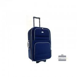 Keskmise suurusega kohver Deli 901-V tume sinine
