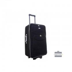 Keskmise suurusega kohver Deli 101-V must