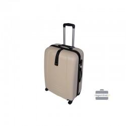 Keskmise suurusega kohver Gravitt 168-V cream