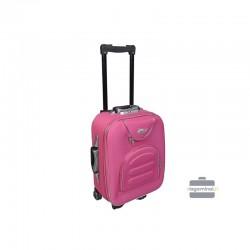 Väike kohver Deli 801-MD rozā