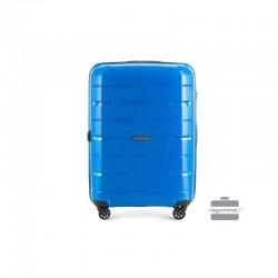 Keskmise suurusega kohver Wittchen 56-3T-722 sinine