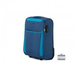 Väike kohver Vip Travel V25-3S-231 sinine valgus sinine