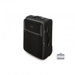 Keskmise suurusega kohver Vip Travel V25-3S-232 must hall