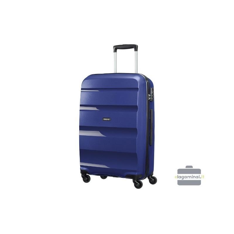 Keskmise suurusega kohver American Tourister Bon Air V sinine