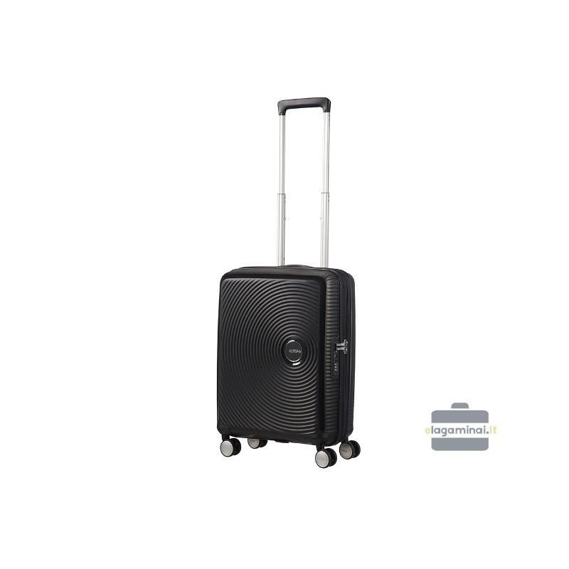 Väike kohver American Tourister Soundbox M black