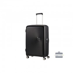 Suur kohver American Tourister Soundbox D black