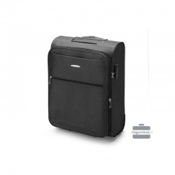 Käsipagasi kohvrid VIP Travel V25-3S-241-M must