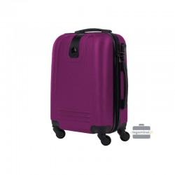 Käsipagasi kohvrid Bagia 8078-M lilla