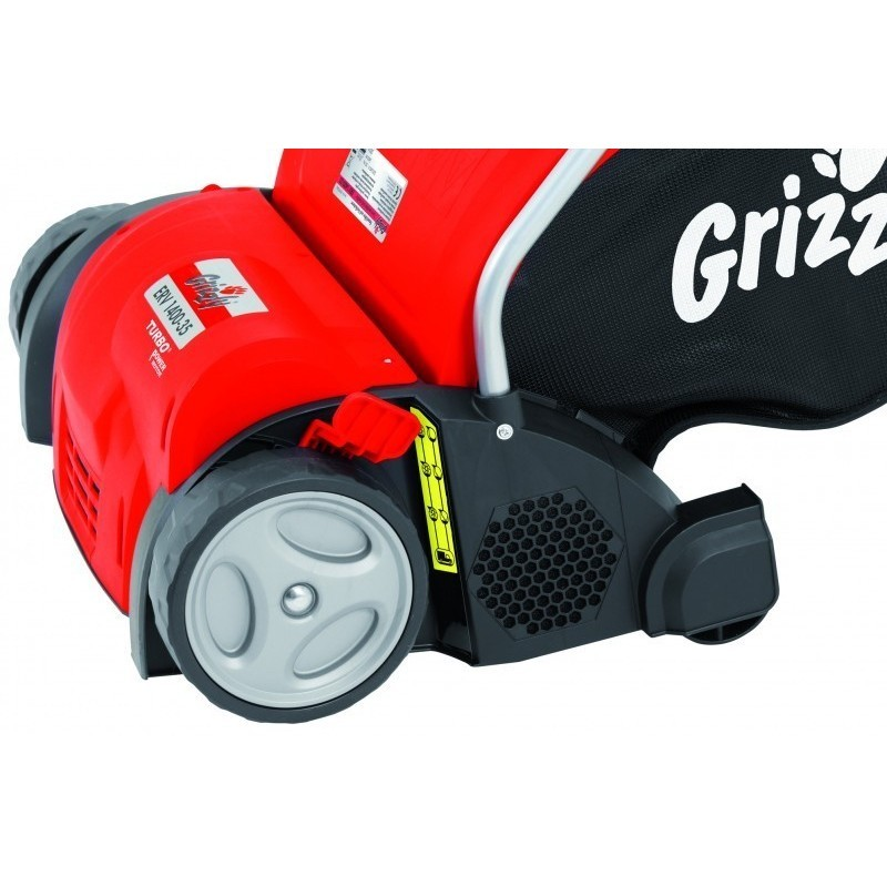 Aeration Scarifier 1400W Grizzly ERV 1400-35