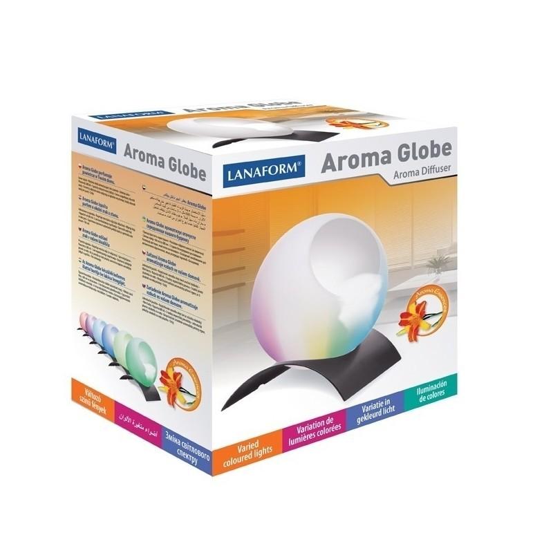 Õhuniisutaja Lanaform Aroma Globe