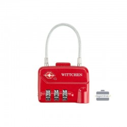TSA kohvrilukk Wittchen 56-30-024