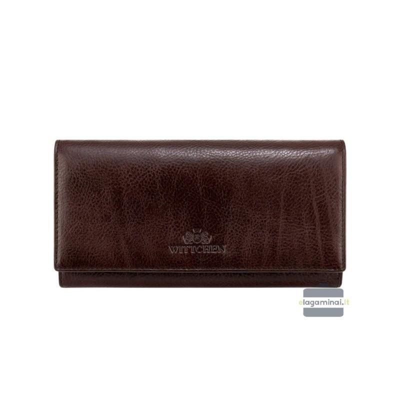 Suur emane rahakott Wittchen 21-1-075-44 pruun