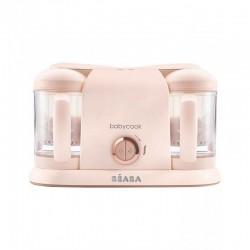 Beaba Babycook PLIUS 4in1 baby aurutaja rosa